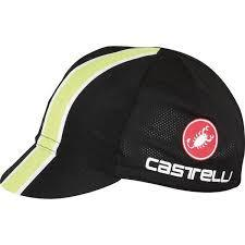 Castelli Free Performance Cap - Black - Classic Cycling