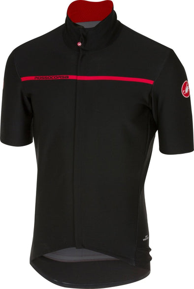 Castelli Gabba 2 Short Sleeve Jacket -  Black - Classic Cycling