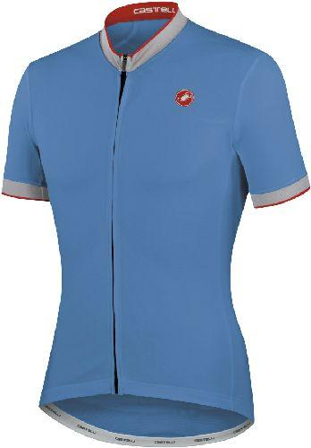 Castelli GPM Jersey - Ocean - Classic Cycling