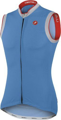 Castelli GPM Sleeveless Jersey - Ocean - Classic Cycling
