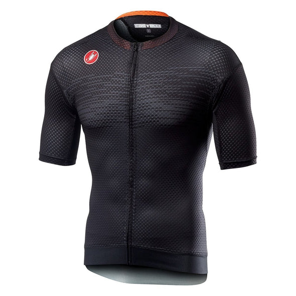 Castelli Insider Jersey - Black - Classic Cycling