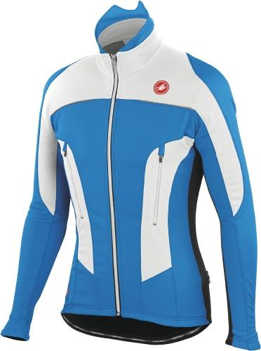 Castelli Mortirolo Cycling Jacket - Ocean - Classic Cycling