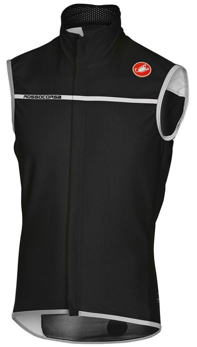 Castelli Perfetto Vest - Black - Classic Cycling