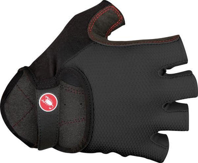 Castelli Pista GLoves - Black - Classic Cycling