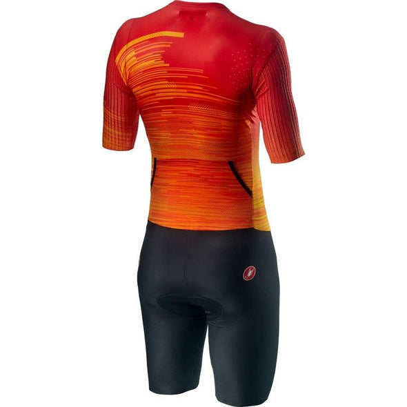 Castelli PR Speed Suit - Fiery Red - Classic Cycling