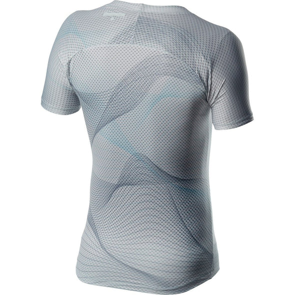 Castelli Pro Mesh Short Sleeve - Gray - Classic Cycling