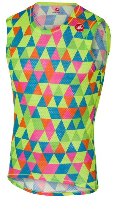 Castelli Pro Mesh Sleeveless - Multicolor - Classic Cycling