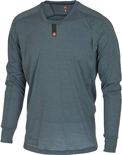 Castelli Procaccini Wool LS Base Layer - Classic Cycling