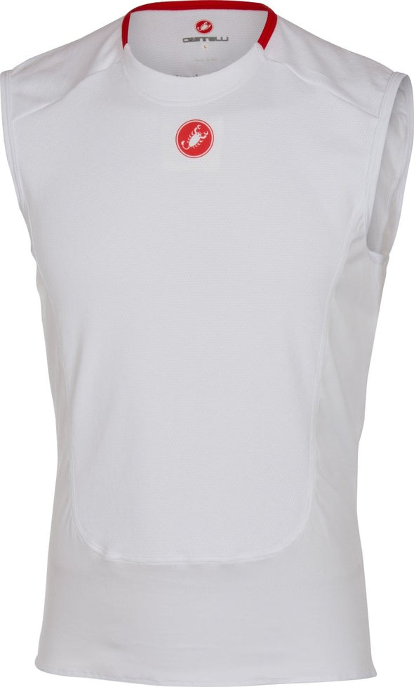 Castelli Prosecco Sleeveless Base Layer - Classic Cycling