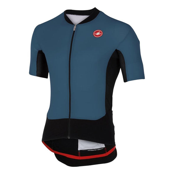 Castelli RS Superleggera Jersey - Blue - Classic Cycling