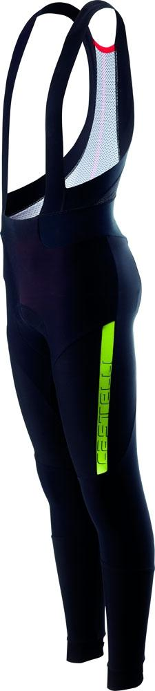 Castelli Sorpasso 2 Bibtight - Black Fluo - Classic Cycling