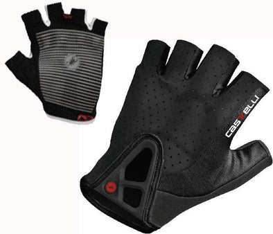 Castelli S.Tre Cycling Glove - Black - Classic Cycling