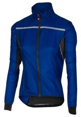 Castelli Superleggera Jacket - Blue - Classic Cycling