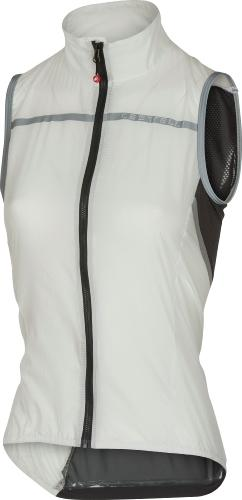 Castelli Superleggera Women's Vest - White - Classic Cycling