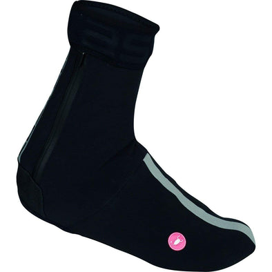 Castelli Tempesta Shoecover - Black - Classic Cycling