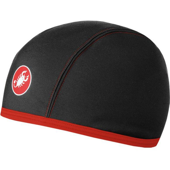 Castelli Thermo Winter Skully - Black OSFA - Classic Cycling