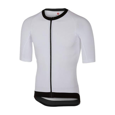 Castelli TI: Stealth Top 2 - White - Classic Cycling