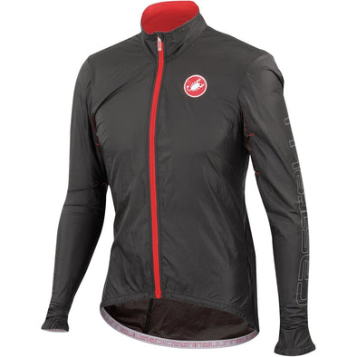 Castelli Velo Jacket - Black - Classic Cycling
