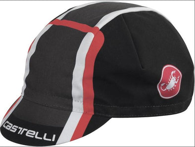 Castelli Velocissimo DS Cap - Gray - Classic Cycling