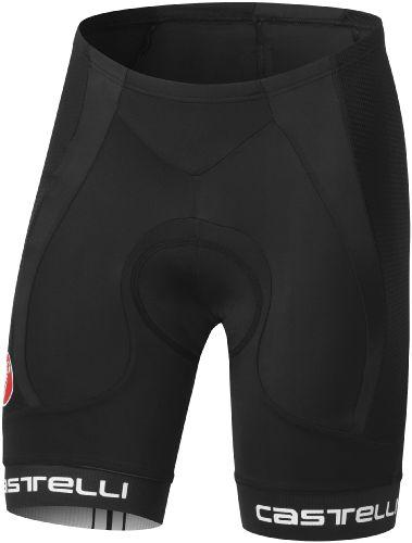 Castelli Velocissimo Due Shorts - Black - Classic Cycling