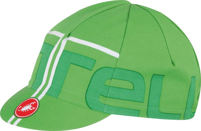 Castelli Velocissimo Team Cap - Green - Classic Cycling