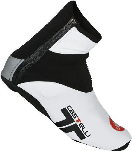 Castelli Winter Narcisista Shoe Cover - Bootie - White - Classic Cycling