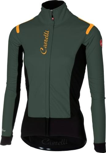 Castelli Women's Alpha RoS W Jacket - Grey - Classic Cycling