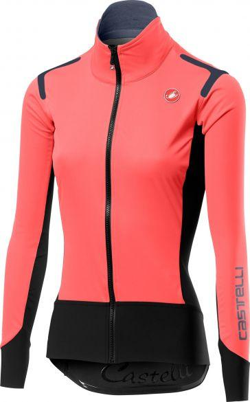 Castelli Women's Alpha RoS W Light Jacket - Pink - Classic Cycling