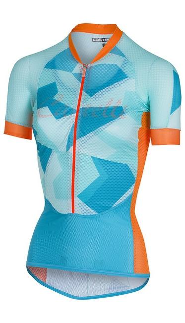Castelli Women's Climbers Jersey - Multicolor - Classic Cycling