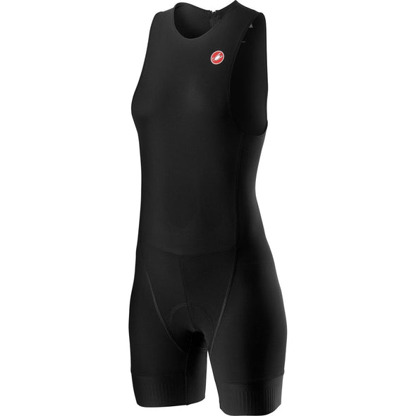 Castelli Women's Core W Spr-oly Suit - Black - Classic Cycling