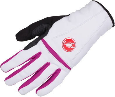 Castelli Women's Cromo Glove - Pink - Classic Cycling