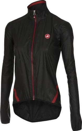 Castelli Women's Idro W Jacket - Black - Classic Cycling