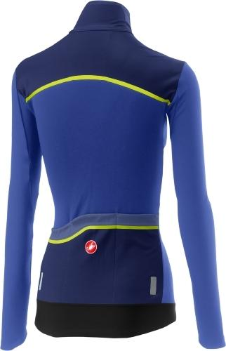 Castelli Women's Mitica W Jacket - Blue - Classic Cycling