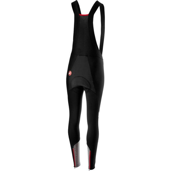 Castelli Women's Nano Flex Pro 2 W Bibtight - Black - Classic Cycling