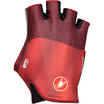 Castelli Women's Rosso Corsa Free Glove - Pink - Classic Cycling