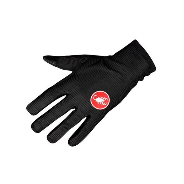 Castelli Women's Scudo Glove - Black Gray - Classic Cycling