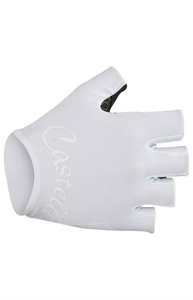 Castelli Women's Secondapelle RC Gloves - White - Classic Cycling