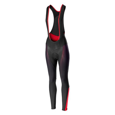 Castelli Women's Sorpasso 2 W Bibtight - Black - Classic Cycling