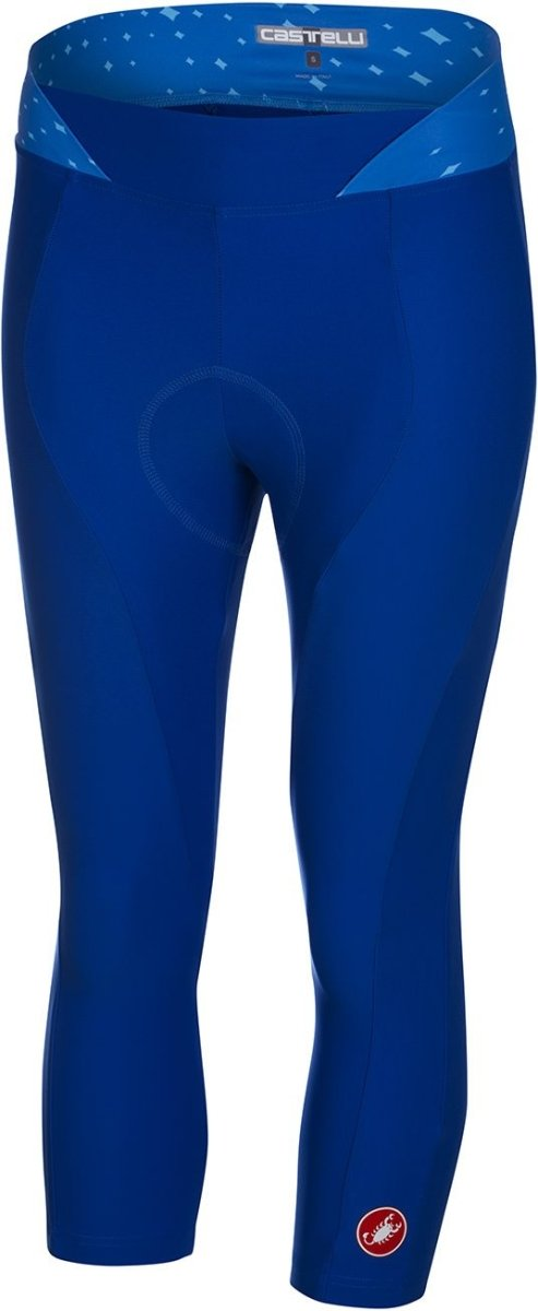 Castelli Women's Stella Knicker - Blue - Classic Cycling