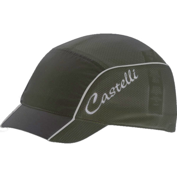 Castelli Women's Summer W Cycling Cap - Grey - Classic Cycling