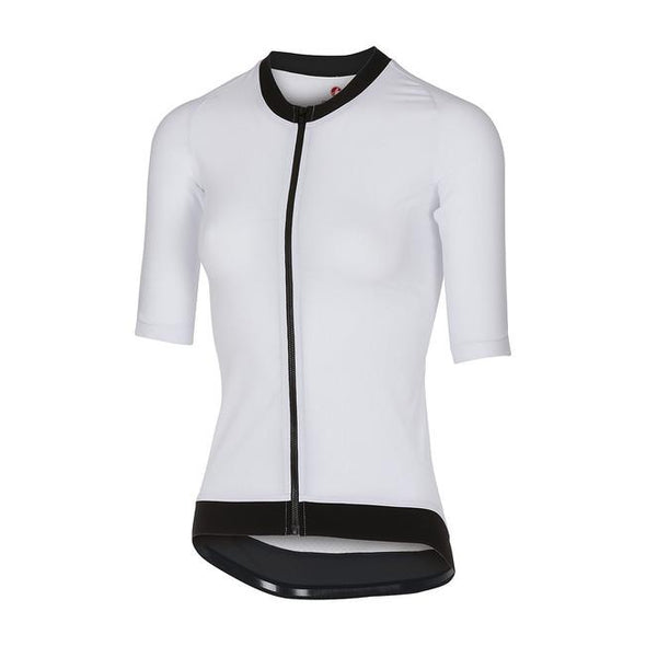 Castelli Women's TI: Stealth W Top 2 - White - Classic Cycling