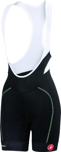 Castelli Women's Velocissima Bibshort - Black - Classic Cycling