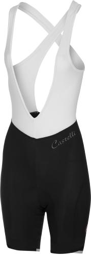 Castelli Women's Vista Bibshort - Black - Classic Cycling