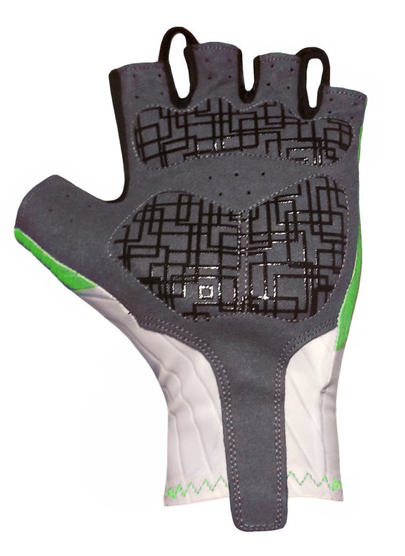 Classic Cycling Aero Gloves - Green - Classic Cycling