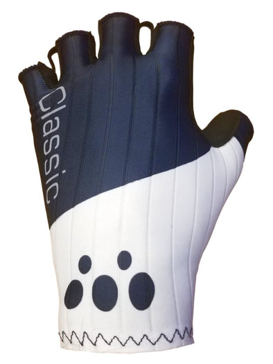 Classic Cycling Aero Gloves - Navy - Classic Cycling