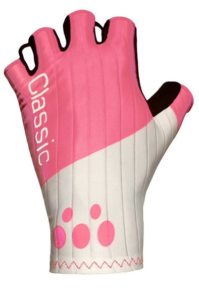 Classic Cycling Aero Gloves - Pink - Classic Cycling