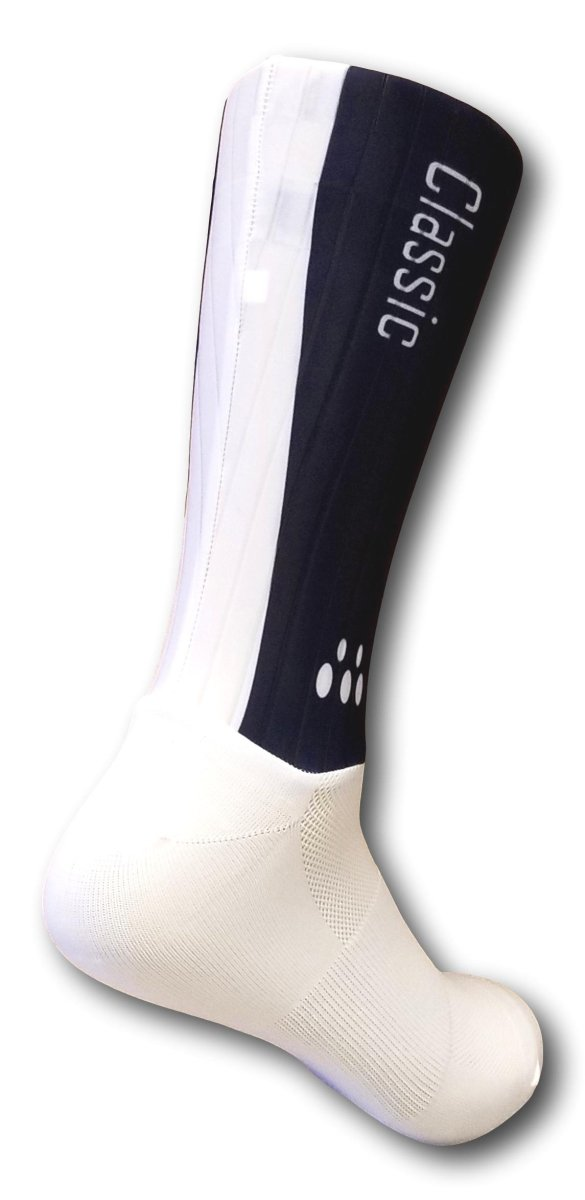 Classic Cycling Aero Socks - Navy - Classic Cycling