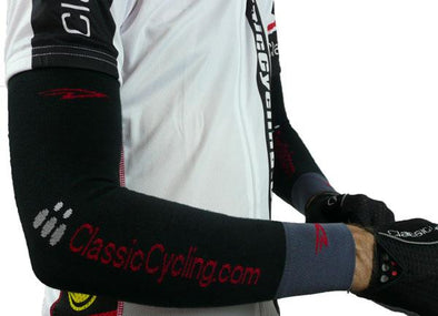 Classic Cycling Armwarmers by Defeet - Classic Cycling
