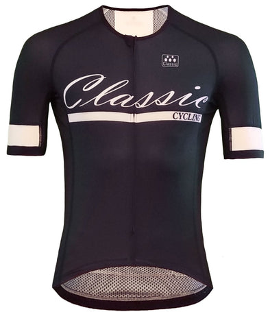 Classic Cycling Corsa Jersey - Navy - Classic Cycling