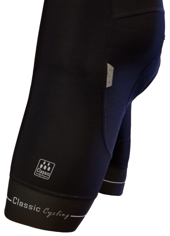 Classic Cycling Elements Winter Bib Shorts - Classic Cycling